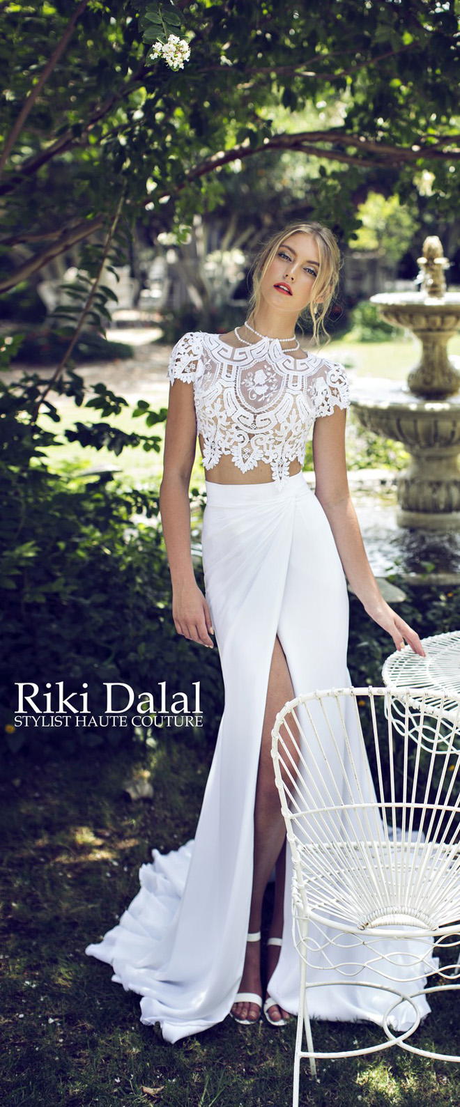 Wedding Dresses by Riki Dalal – Provence Collection