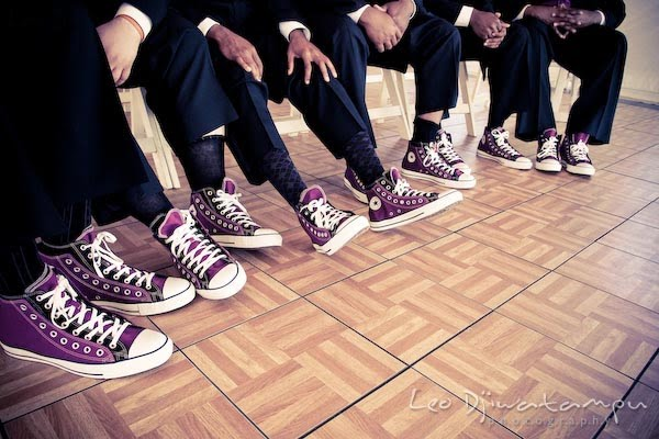 Groom's Fashion :: Converse