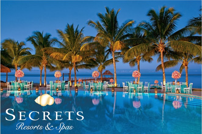 A Secret You Should Never Keep to Yourself:  Secrets Resorts & Spas