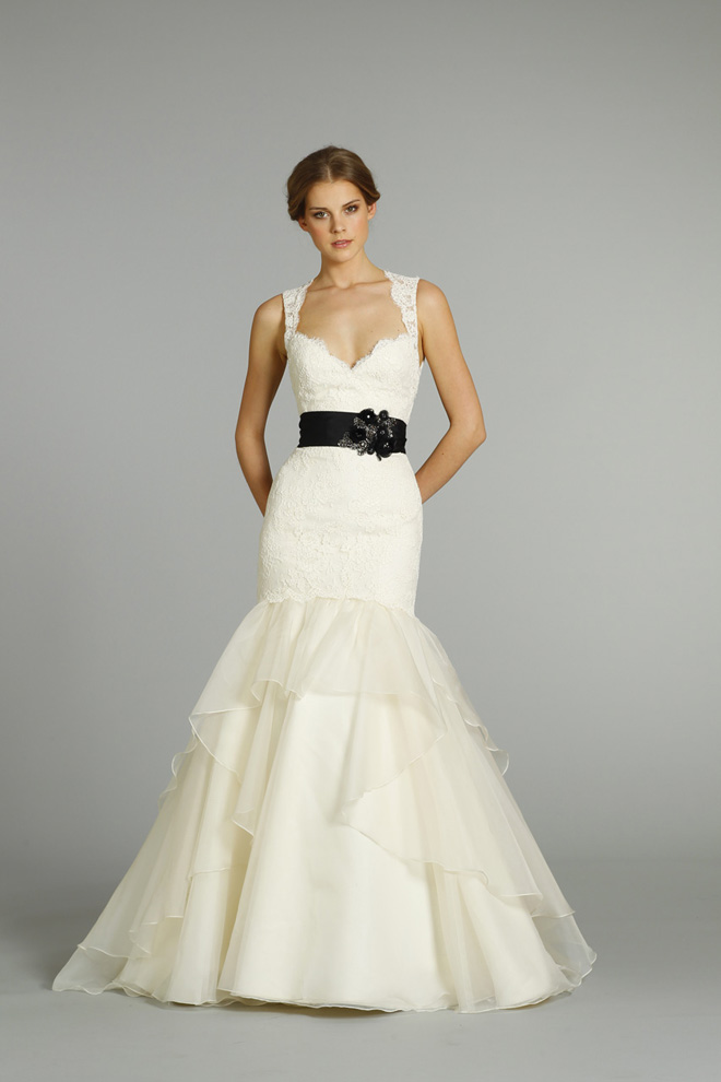 Jim Hjelm Fall 2012 Bridal Collection + My Dress of the Week
