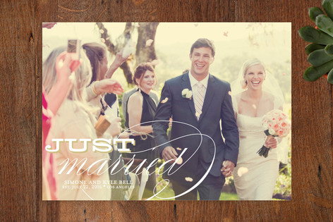 Minted 3rd Annual Wedding Invitation Giveaway