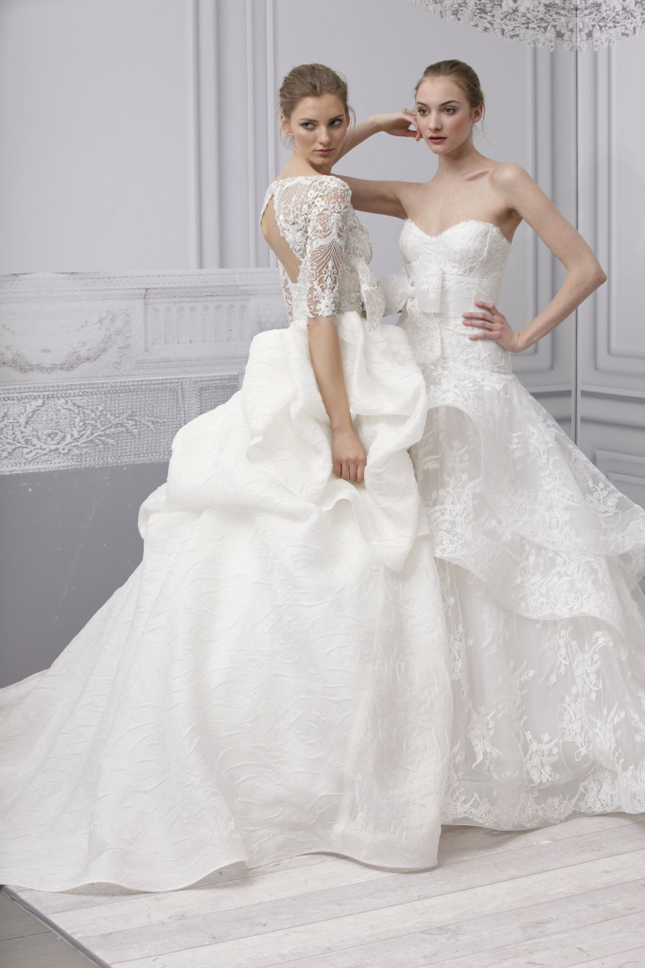 Monique Lhuillier Spring 2013 Bridal Collection + My Dress Of The Week