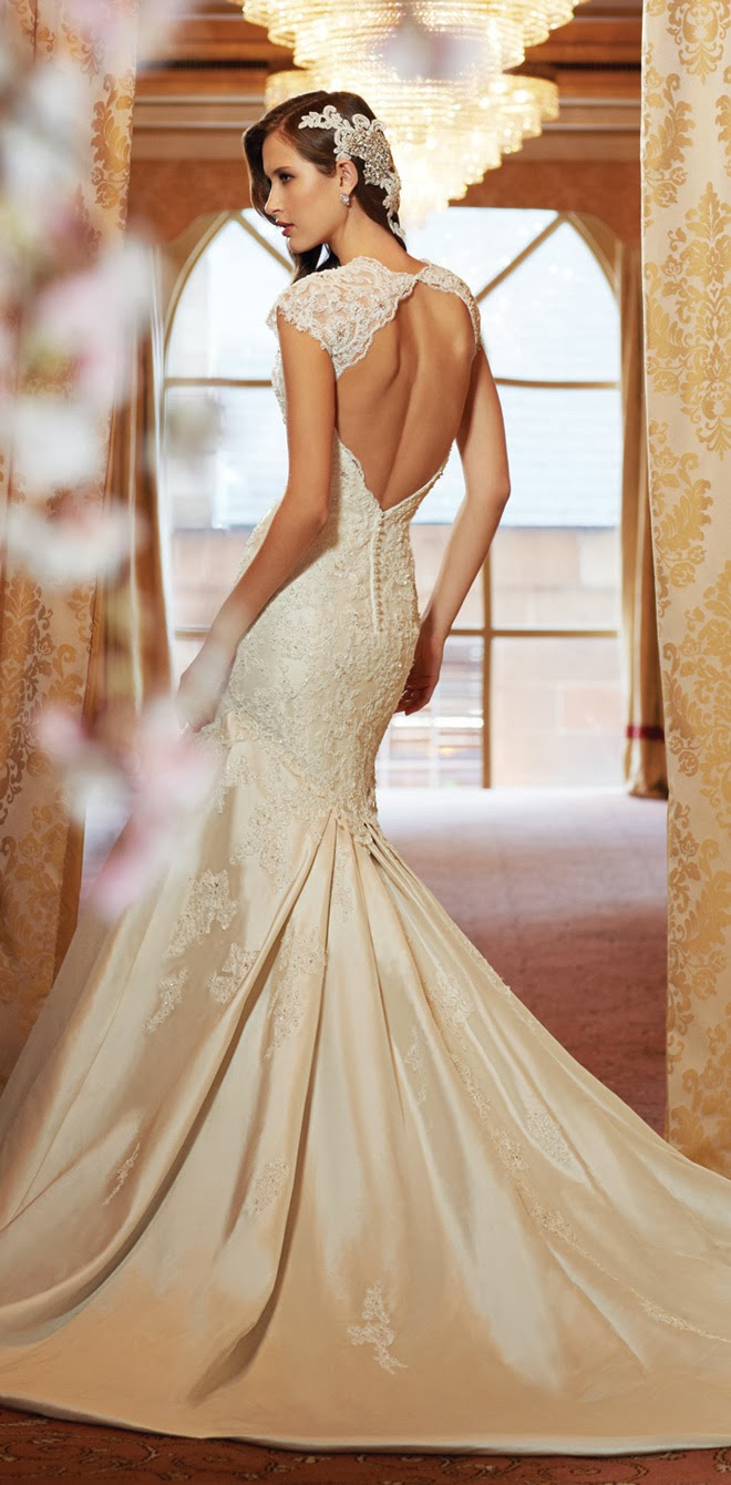 Sophia Tolli Spring 2014 Bridal Collection
