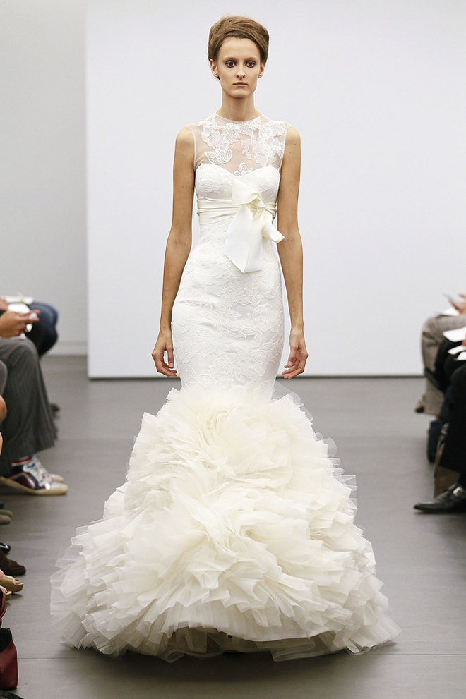 Vera Wang Fall 2013 + My Dress of the Week