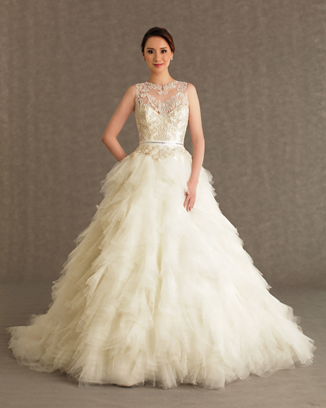 Veluz Reyes Ready to Wear 2013 Bridal Collection - Belle The Magazine