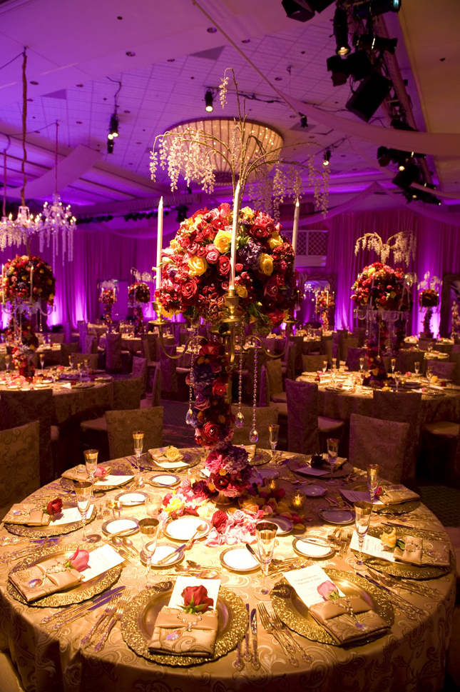 25 Stunning Wedding Centerpieces - Part 2 - Belle The Magazine