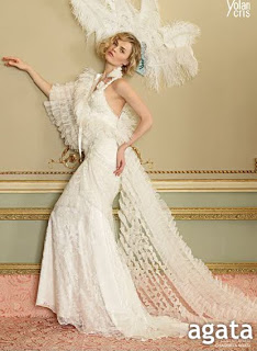 Yolan Cris 2010 Divas Bridal Collection