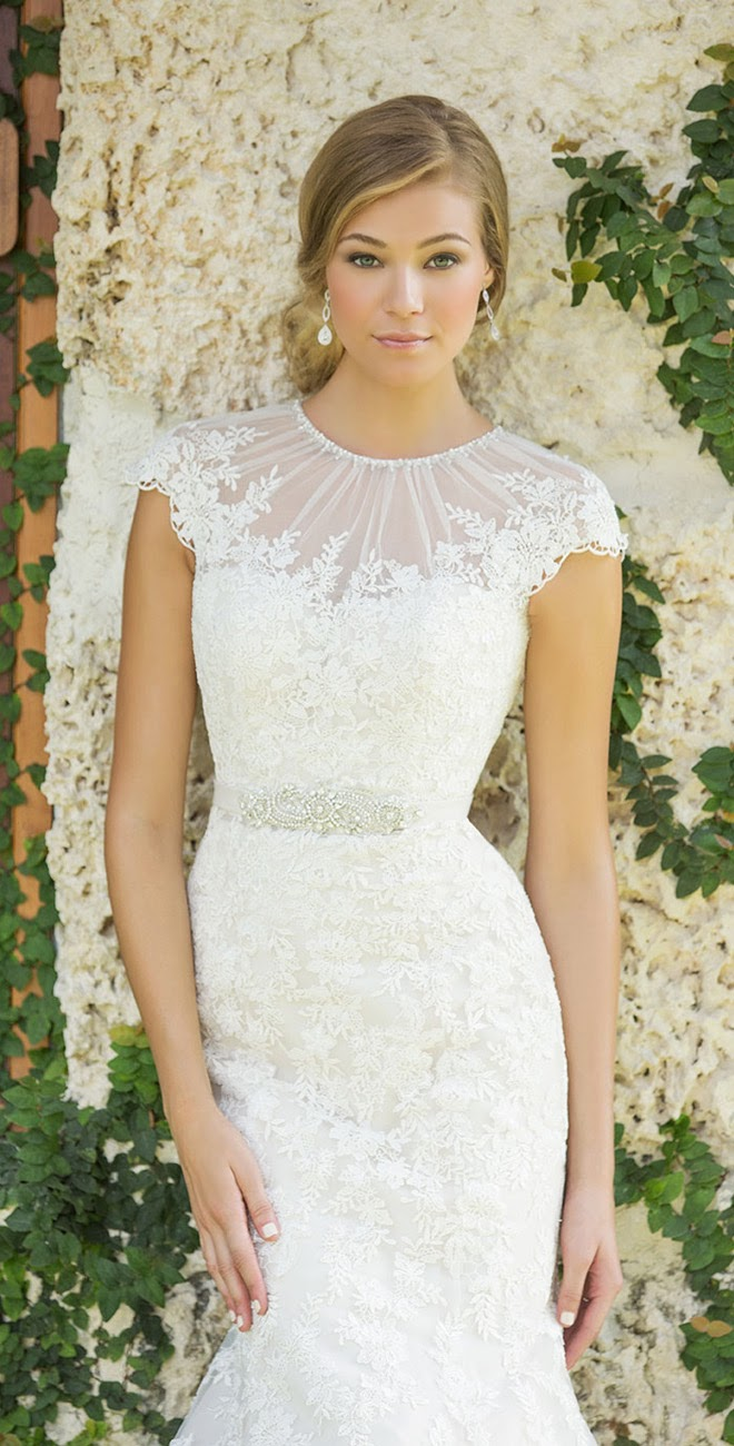 Allure Bridals Madison James Collection