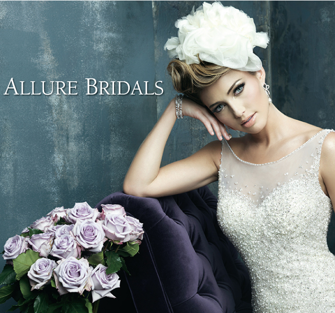 Walk Down the Aisle in Confident Style with Allure Bridals