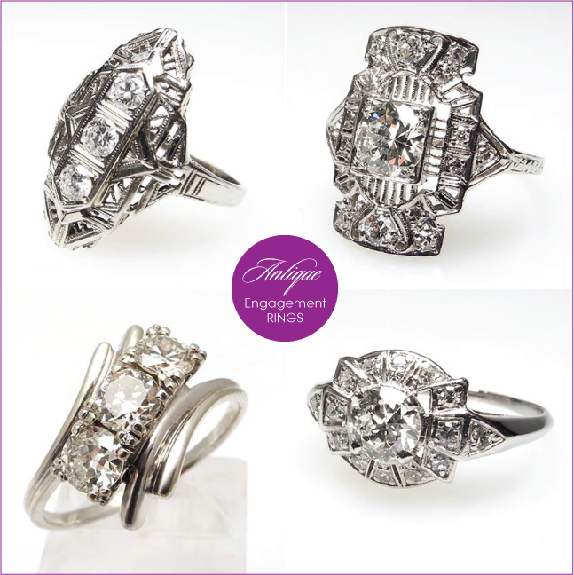 Unique Engagement Rings by EraGem