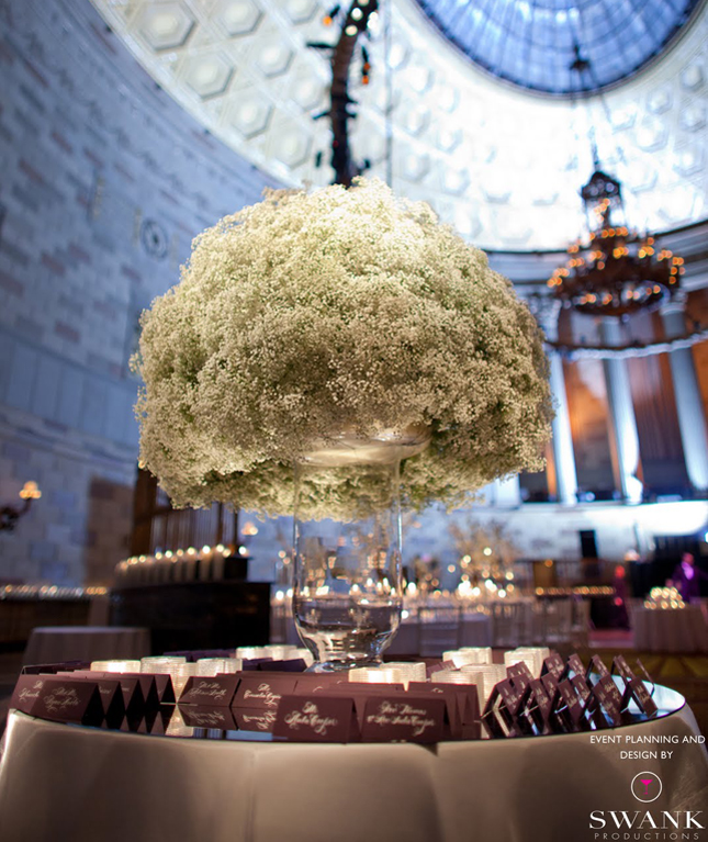{Wedding Trends} : Baby's Breath – Part 2