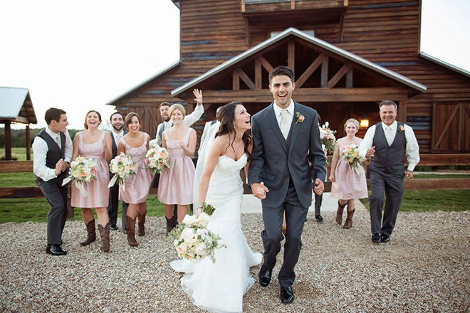 Vintage Elegance meets Rustic Chic for a Ranch Wedding to Remember