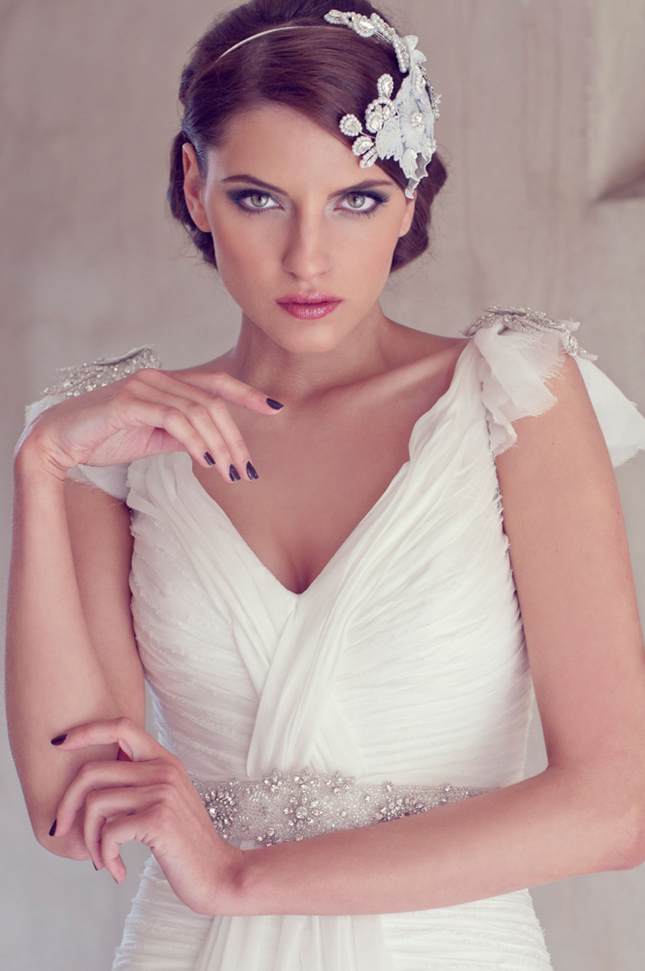 Karen Willis Holmes Bridal Collection + My Dress Of The Week
