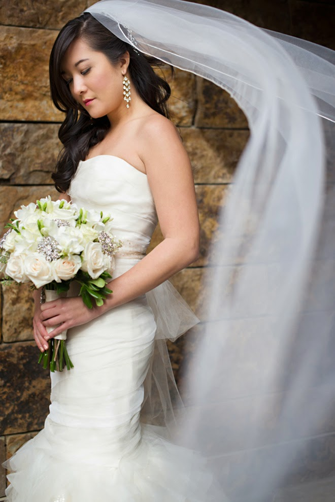 Stunning Winter Destination Wedding in Vail, Colorado