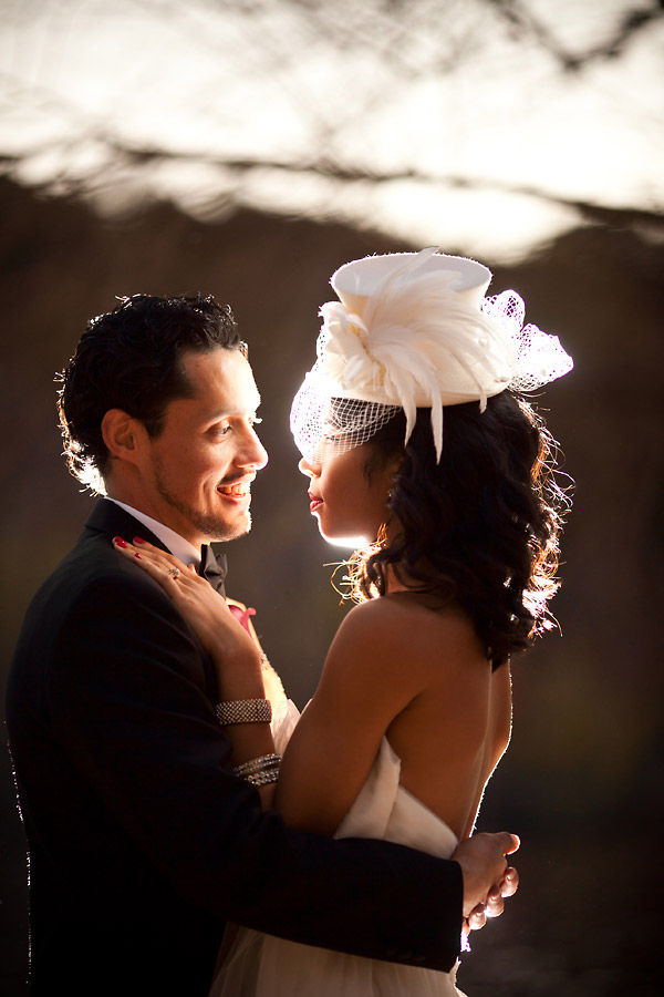 {Fabulous Fridays} : The Bride in the Hat