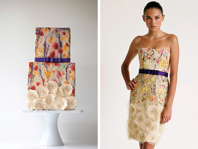Fashion Inspired Cakes – Part 1