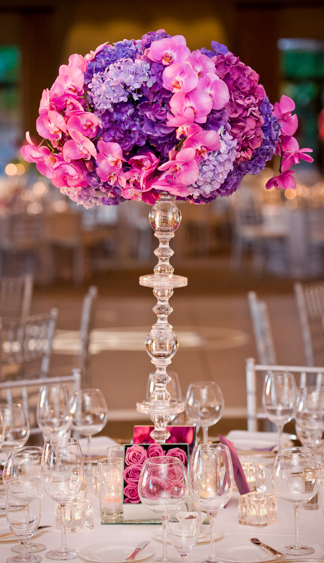 12 Stunning Wedding Centerpieces – Part 17