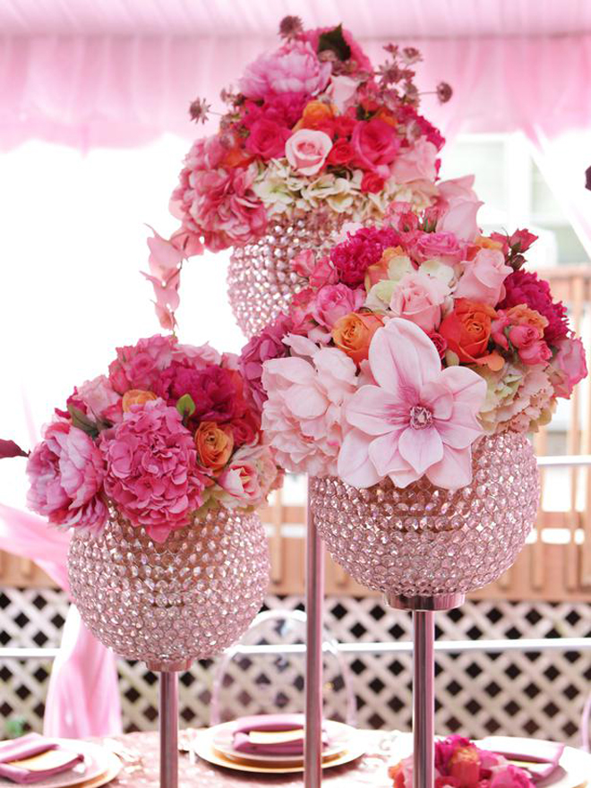 25 Stunning Wedding Centerpieces - Part 13 - Belle The Magazine