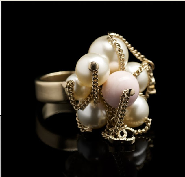 Jewelry Love: Chanel Ring
