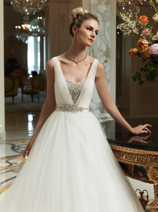 Casa Blanca Bridal Fall 2012 Collection + My Dress Of The Week