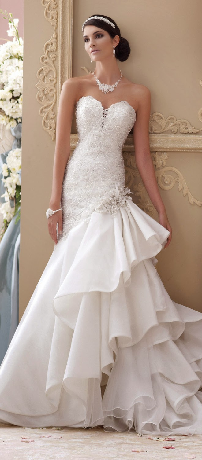 David tutera for mon cheri spring 2015 bridal collection belle david tutera for mon cheri spring 2015 bridal collection ombrellifo Image collections