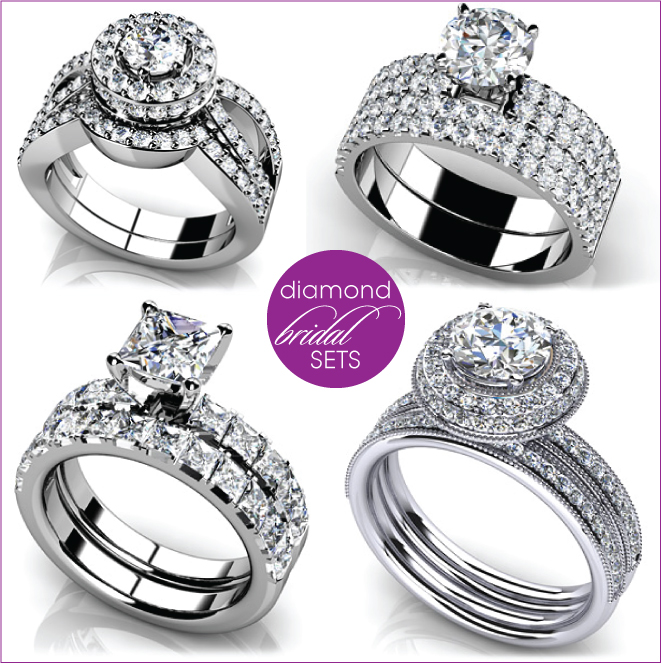 Customize Your Very Own Wedding Jewelry with Anjolee