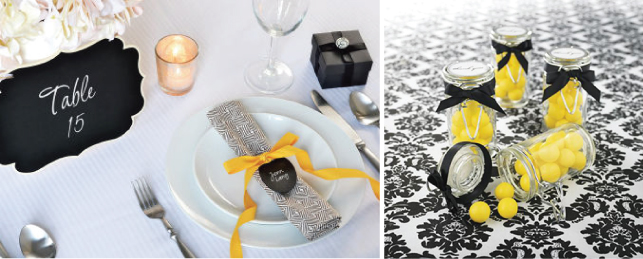 Michaels DIY Ideas For Every Type of Bride – Modern, Classic, Playful, Natural and Romantic