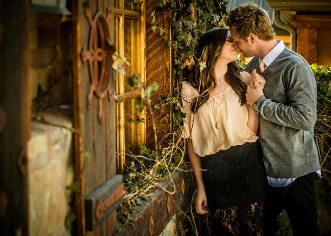 Country-Chic E-Session at Wadley Farms