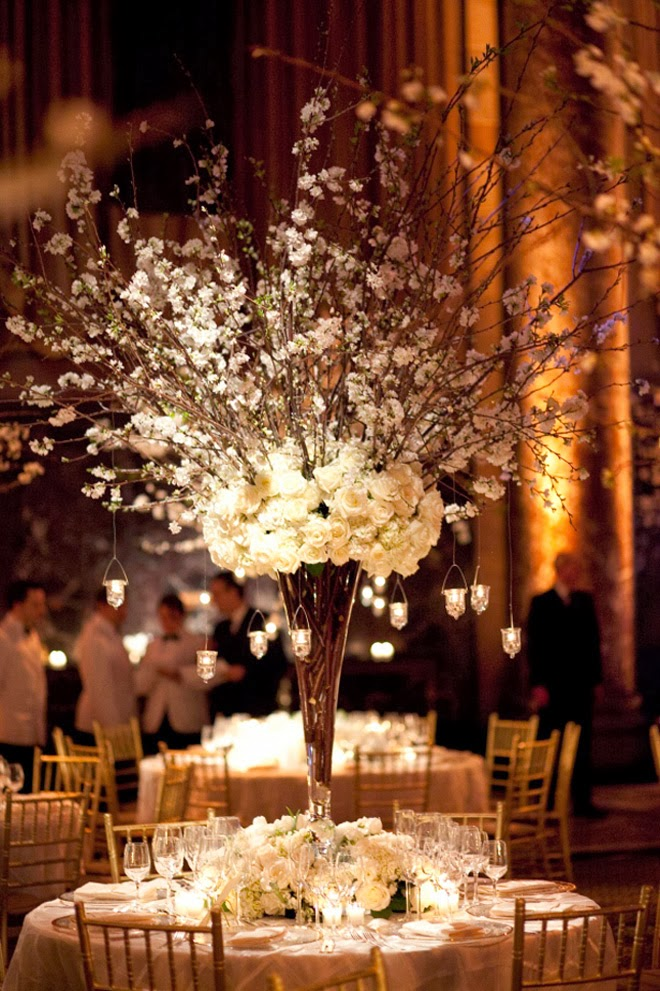 12 Fabulous Centerpieces for Fall Weddings