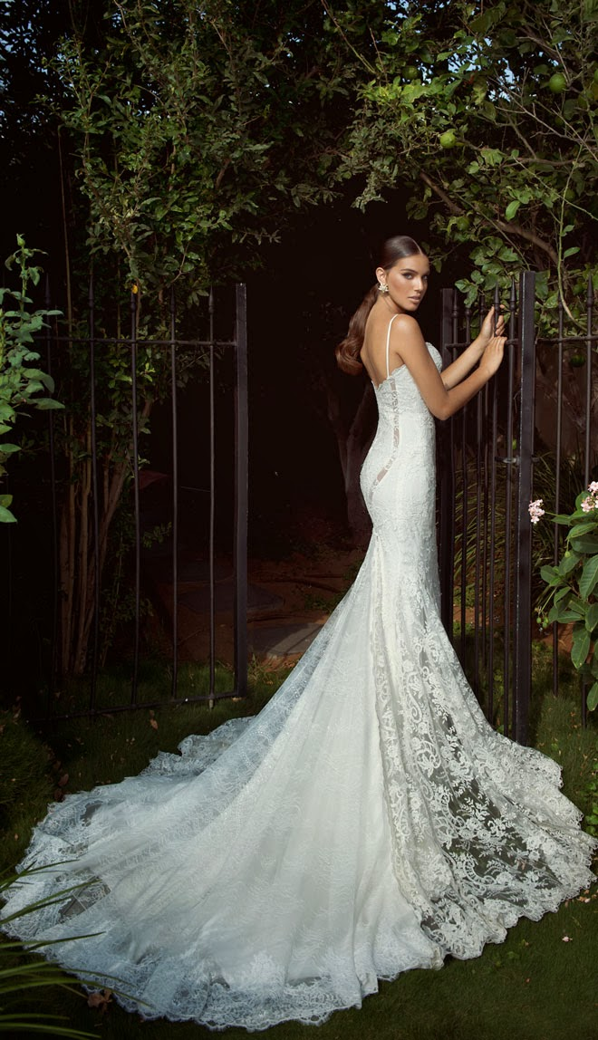 Galia Lahav 2014: The Empress Deck Bridal Collection – Part II
