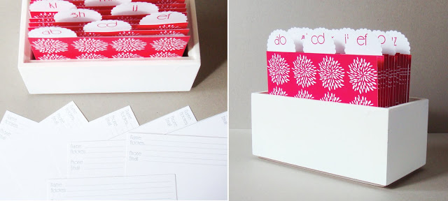 Cute Guest Book Boxes by Cut The Cake Designs