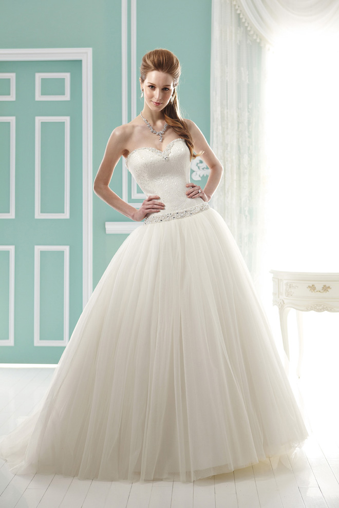 Jasmine Bridal Collection Fall 2012