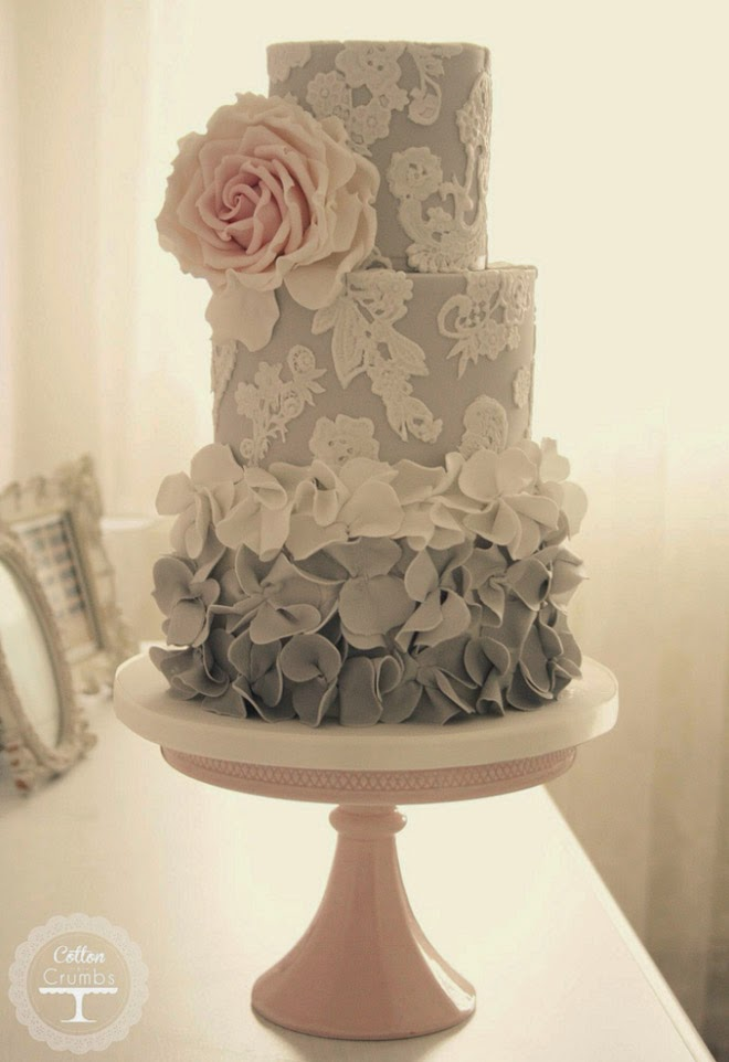 Cotton And Crumbs Wedding Cakes
