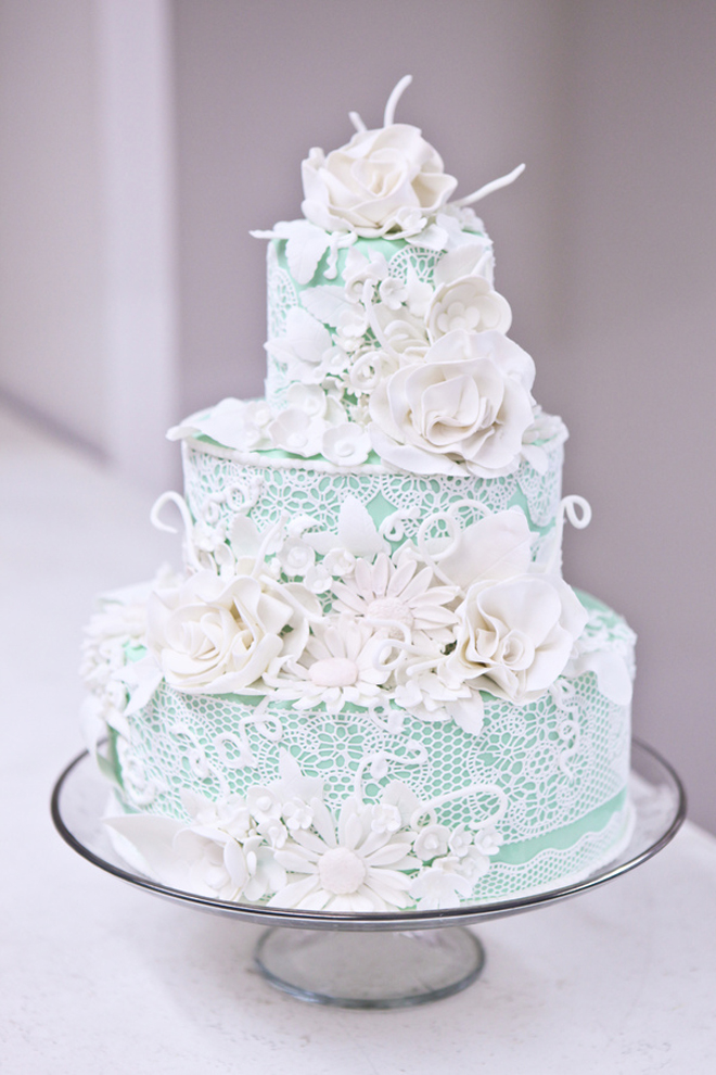 Lace Wedding Cakes – Part 5