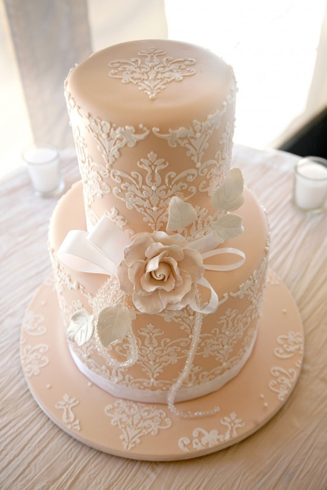 Lace Wedding Cakes – Part 4