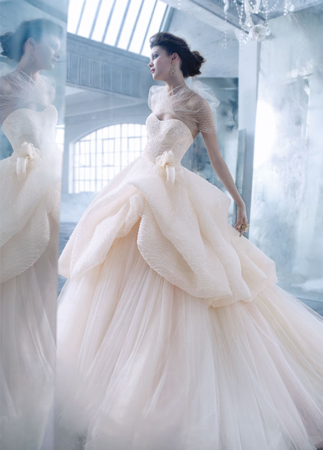 Lazaro Bridal Spring 2013 + My Dress of The Week