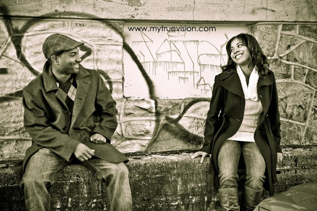 Vinyl LP & Urban Love by My True Vision Photography