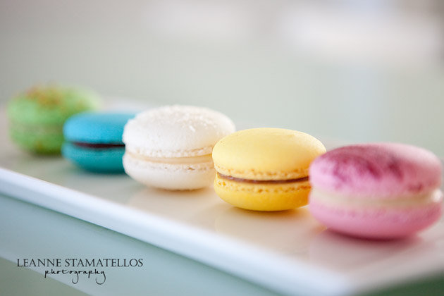 French Macarons, the Hippest Wedding Dessert