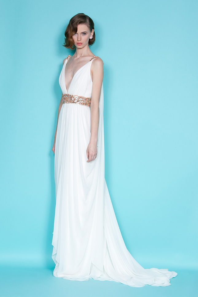 {Bridal Fashion} : Marchesa Resort 2012 Collection