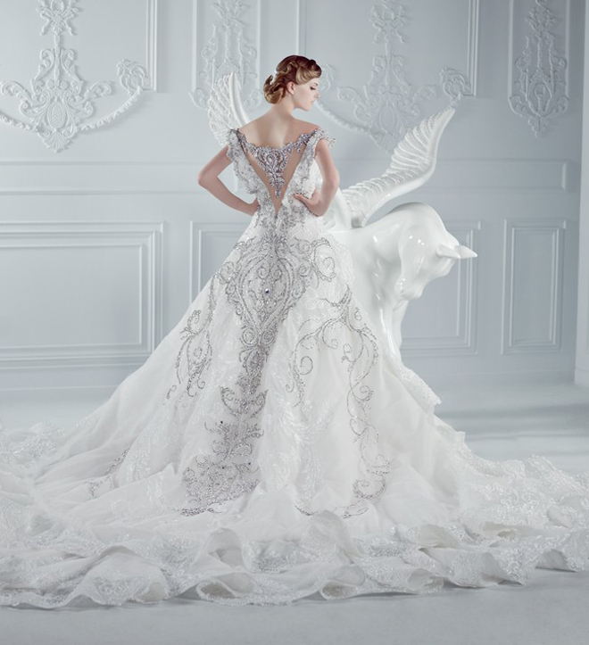 Michael Cinco Bridal Collection + My Dress of the Week