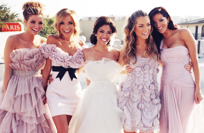 The Secrets of Successful Mismatched Bridesmaids 3.0 ...