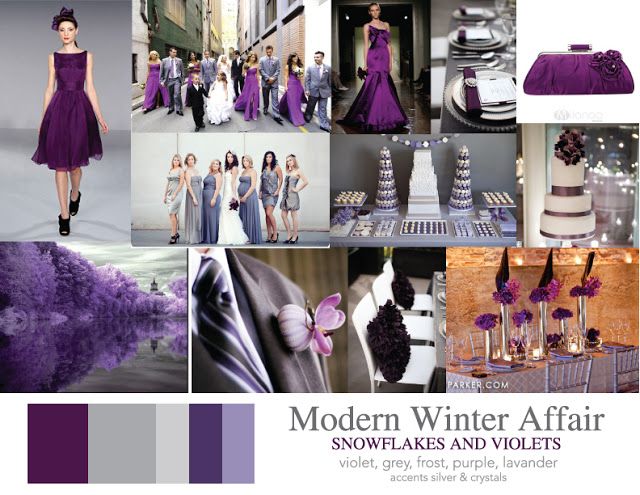 Modern Winter Affair