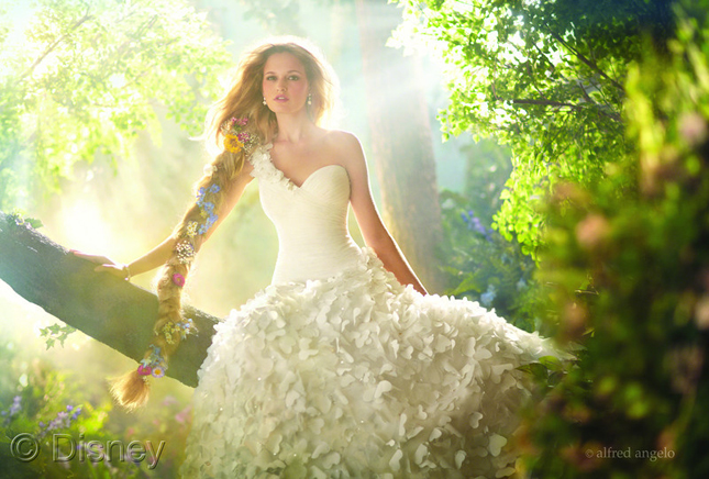 Modern Fairy Tale Princess Wedding Dresses – Part 2