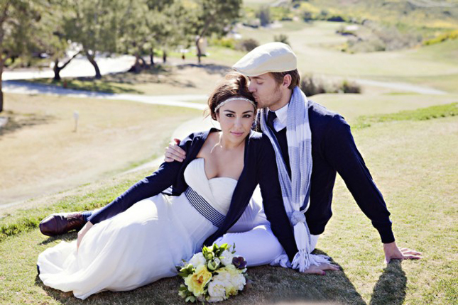 Navy And Coral Wedding Colors: Spring / Summer Wedding Colors