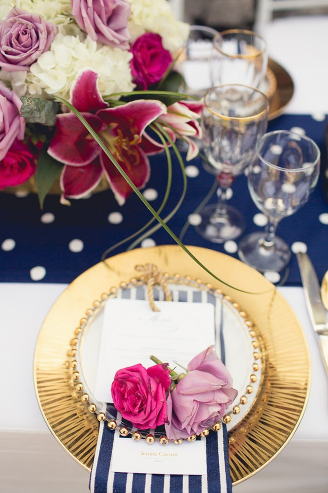 Nautical Chic Wedding Inspiration