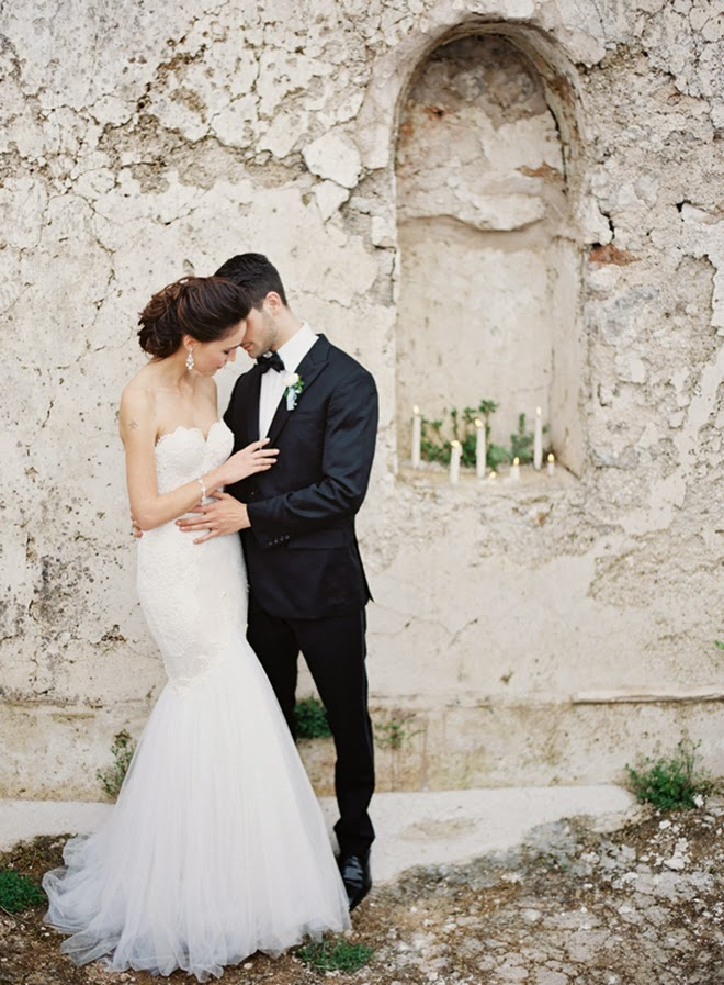 Old World Style for Modern Wedding Inspiration