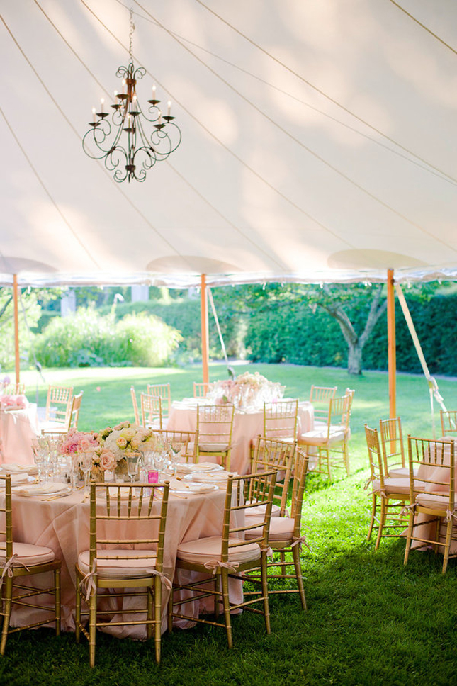 {Steal Worthy Weddings} : Glamorous Garden Affair