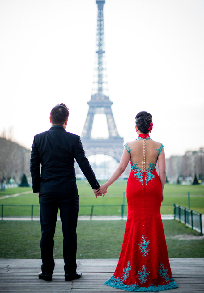 Spectacular 'City of Love' E-Session