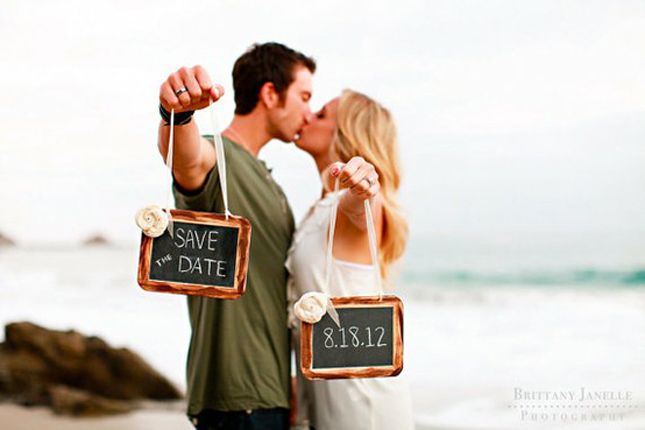 Photo Save the Date Ideas