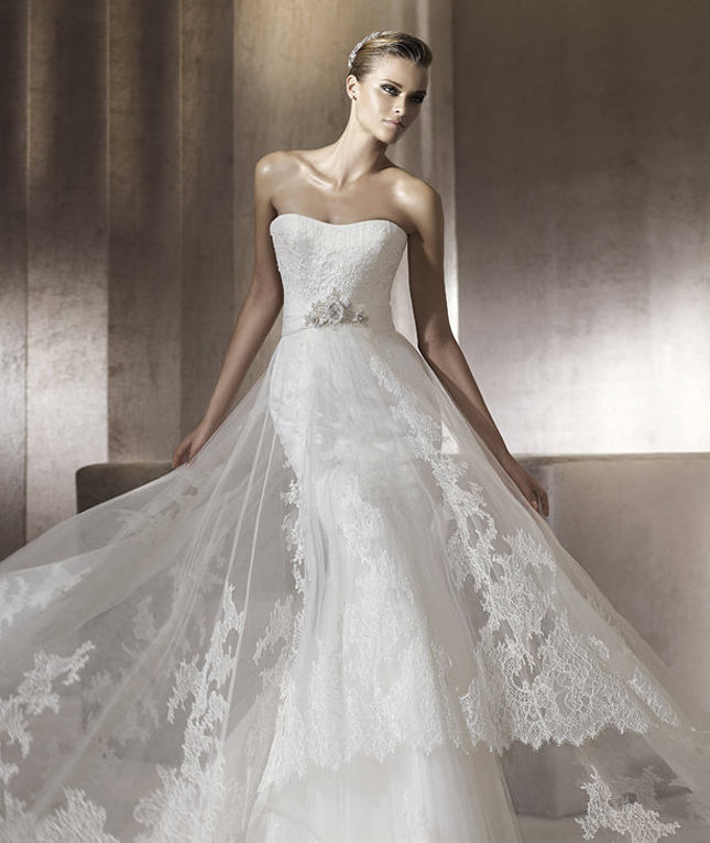 Bridal Gowns El Paso : Dress of the week belle magazine